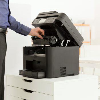 Рационализация  офисной  печати