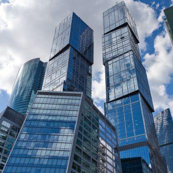 Город небоскребов