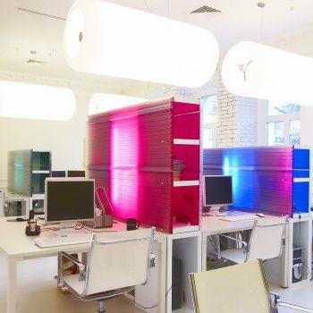 Новые тенденции в формировании офисного пространства