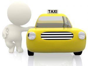 такси оновной 2 человечек
