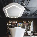 Нестандартные осветительные решения в офисе