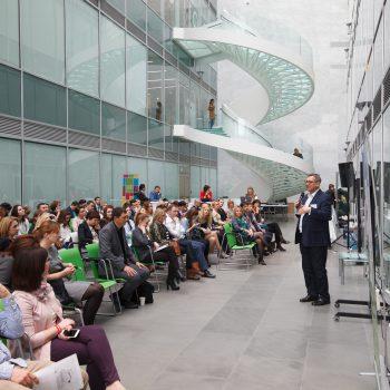 Конференция «Новый офис в реальном времени. Теория и практика»