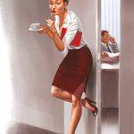 кофе леди 1
