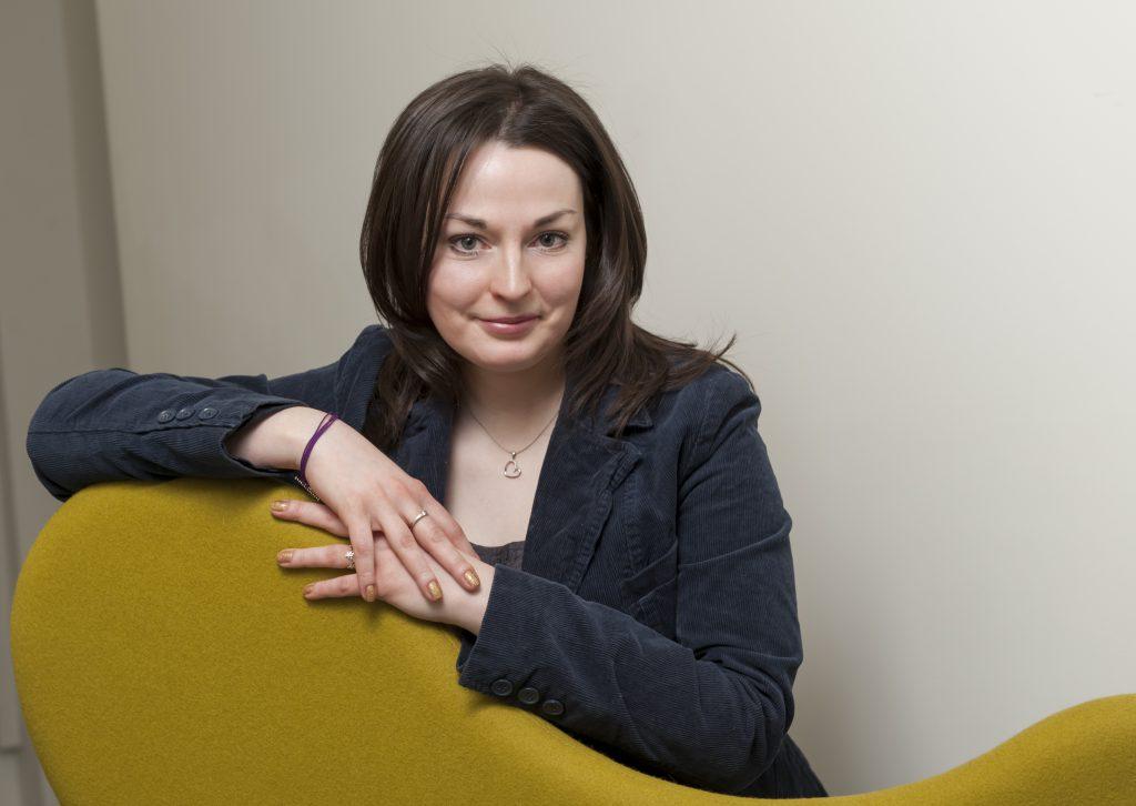 Ольга Яценко, административный менеджер EF в России