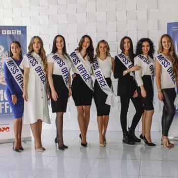 Москвички прошли в полуфинал международного конкурса красоты «Мисс Офис»