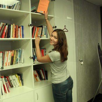 Корпоративная библиотека – от «а» до «я»