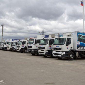 PepsiCO повысила безопасность своего автопарка в 6-ти странах при помощи российской системы мониторинга