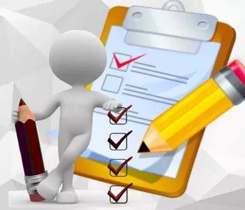 Итоги опроса: уровень автоматизации в административной и офисной службах.