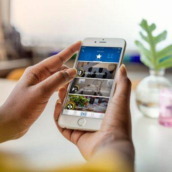 Экологичное мобильное приложение IKEA Better