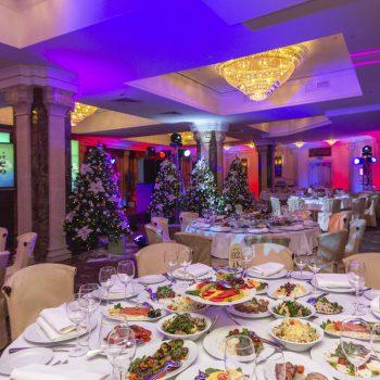 Новый год в конгресс-отеле «Золотое кольцо»