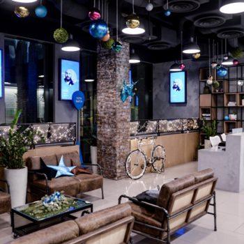Конкурс «Лучшее новогоднее украшение офиса и бизнес-центра»