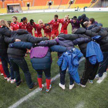 Тренер-администратор золотой команды России: «Главная задача одна – достигать цели»