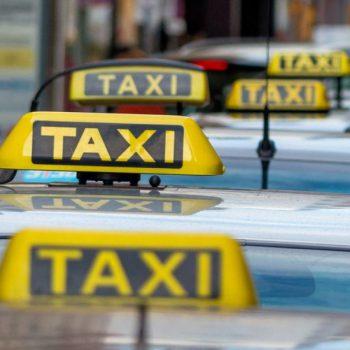 Минфин предлагает использовать такси для передвижения чиновников