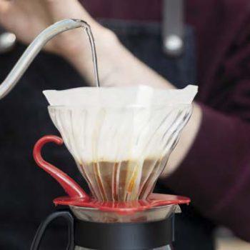 Мини-кофейня с большими возможностями
