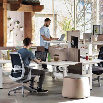 Как незакрепленные рабочие места влияют на продуктивность сотрудников