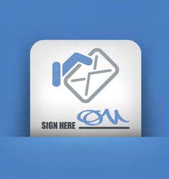Способы подписи электронных писем, которыми пользуются представители разных культур