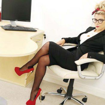 Профайл для секретаря