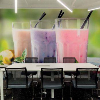 Новый офис Herbalife. Корпоративные традиции в современном пространстве