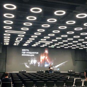 Центр цифрового лидерства SAP –  новое архитектурное  пространство-трансформер в Москве