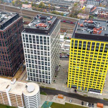 MR Group завершила реализацию более 75 000 кв. м офисных площадей