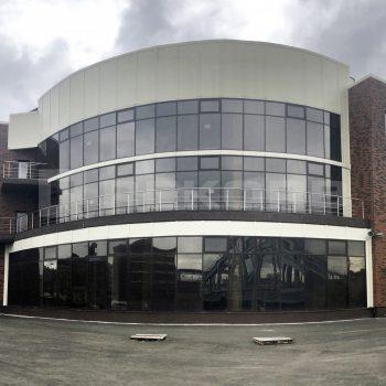 Новый бизнес-центр в Санкт-Петербурге