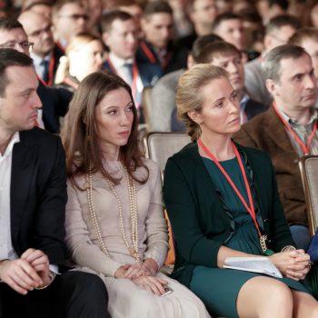 Знания и опыт от лидеров ведущих международных компаний на сцене Synergy Executive Forum