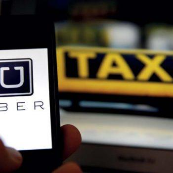 Онлайн-такси —  услуга без ответственности