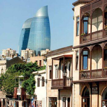 Баку — город делового туризма