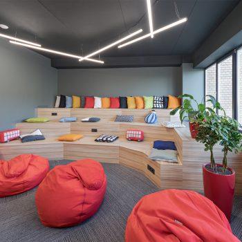 Гибкий офис для прогрессивной IT-компании