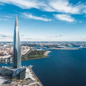 """Как изменится офисный рынок Санкт-Петербурга после заселения """"Лахта центра"""""""