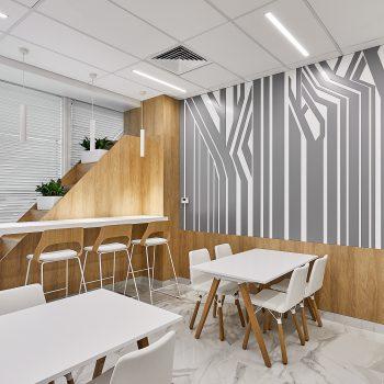 Outotec в Москве. Номинация «Лучший новый офис» премии «Управление административными проектами 2020»
