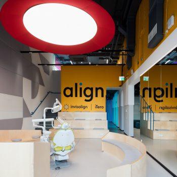 Офис Align Technology. Номинация «Лучший новый офис»