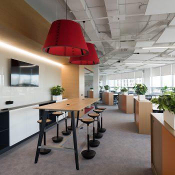 Офис HeadHunter. Номинация «Лучший новый офис»