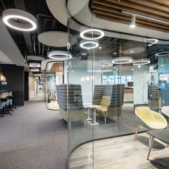 Multi-space заменит open-space. Итоги исследования офисных интерьеров 2018-2020 г.г.