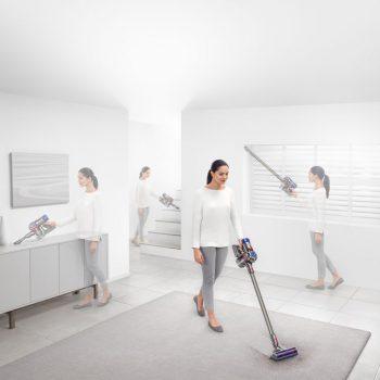 Беспроводной пылесос в офисе – зачем и для кого