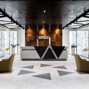 Офис «Восточной горнорудной компании» заявлен в номинация «Лучший новый офис»