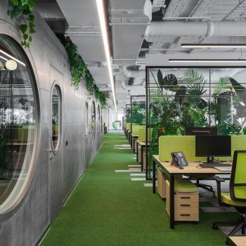 Креативный офис Mafin