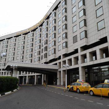Загрузка столичных отелей превышает прошлогодний показатель