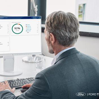 Ford Telematics Essentials завоевывает европейский рынок