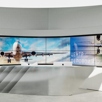 В Домодедово откроется современный терминал для бизнес-авиации