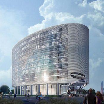 Научно-деловой центр построят в Хорошёвском районе