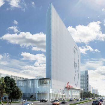 """Проект бизнес-центра """"Академик"""" признан одним из лучших в мире"""